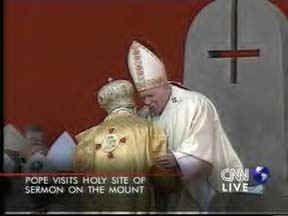 le pape et le signe de l'antéchrist